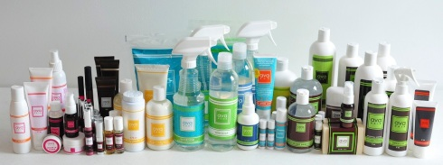whole product line image - for Facebook banner